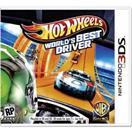 NINTENDO Nintendo 3DS Game HOT WHEELS WORLDS BEST DRIVER